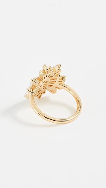 Gorjana Amara Cluster Ring