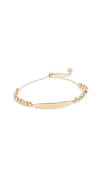 Gorjana Love without Limits Intention Bracelet