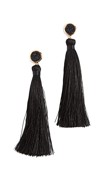 Gorjana Astoria Tassel Earrings