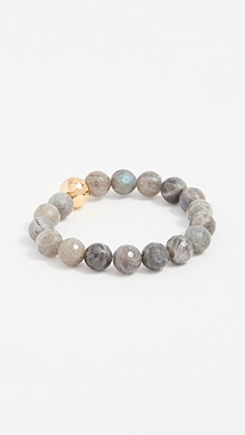 Gorjana Power Gemstone Statement Bracelet