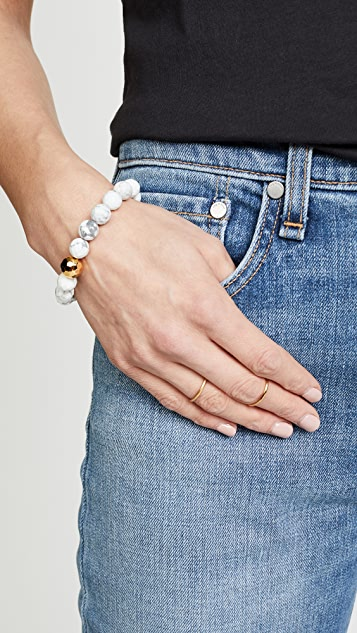 Gorjana Power Gemstone Statement Bracelet