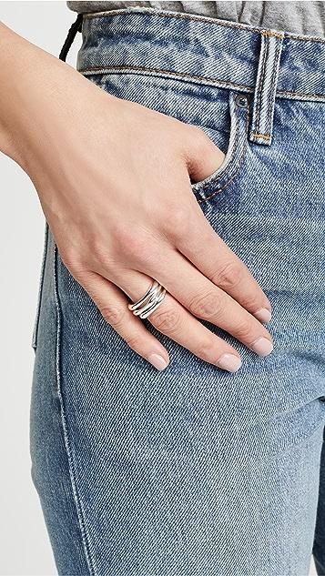 Gorjana Quinn Ring Set