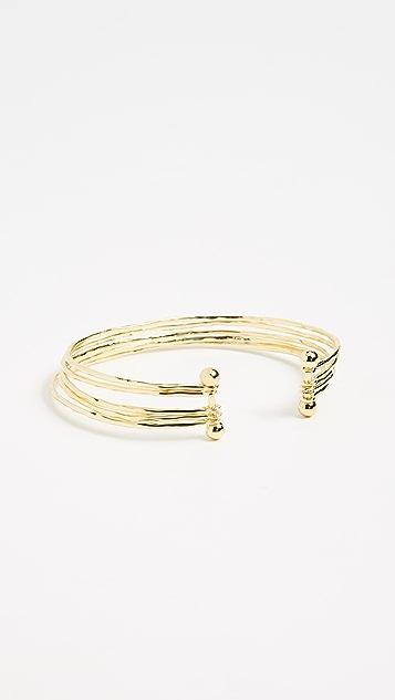 Gorjana Taner 5 Bar Cuff Bracelet