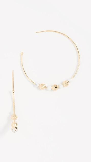 Gorjana Gypset Hoop Earrings