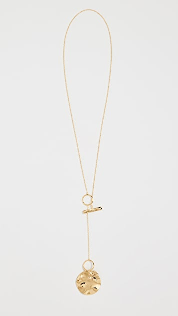 Gorjana Chloe Toggle Versatile Necklace