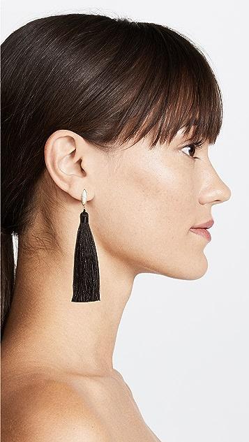 Gorjana Palisades Tassel Earrings