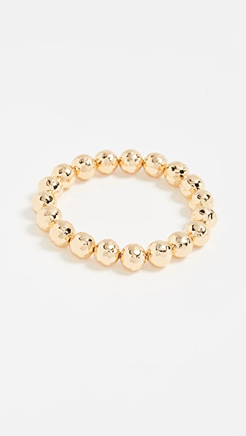 Gorjana Taner Beaded Statement Bracelet - Gold