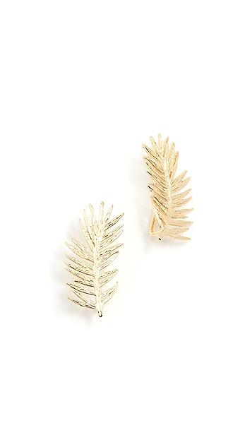 Gorjana Palm Ear Climbers