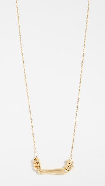 Gorjana Makena Adjustable Necklace dKpYjh1Rf