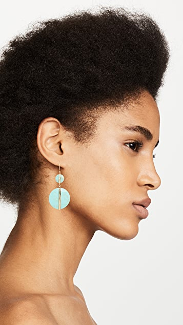 Gorjana Brinn Drop Earrings