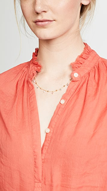 Gorjana Rumi Confetti Necklace
