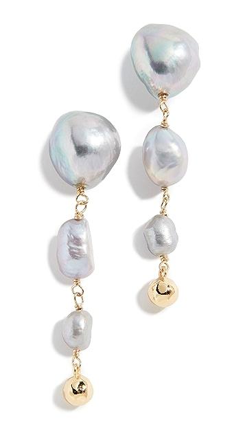 Gorjana Vienna Drop Earrings