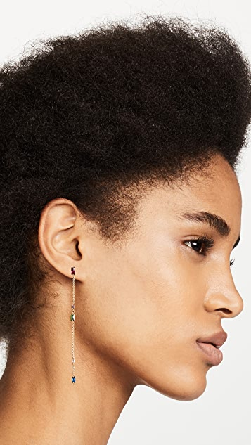 Gorjana Amara Drop Earrings
