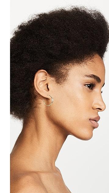 Gorjana Perry Small Hoop Earrings