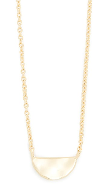 Gorjana Luca Charm Necklace