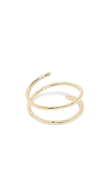 Gorjana Спиралевидное кольцо Taner