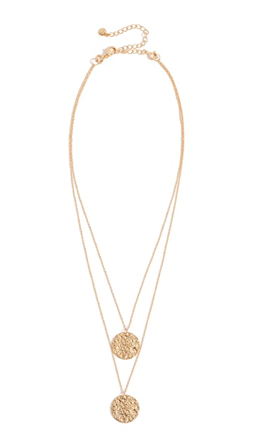 Gorjana Faye Layer Set Necklace