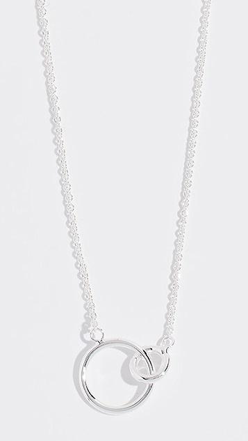 Gorjana Wilshire Charm Adjustable Necklace