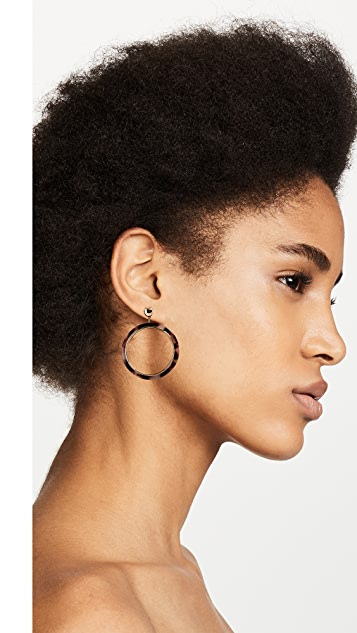 Gorjana Irina Drop Earrings