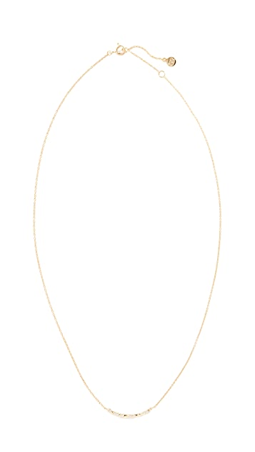 Gorjana Collette Bar Necklace