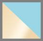 голубой бирюзовый Nanogem