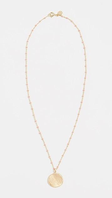 Gorjana Capri Coin Necklace