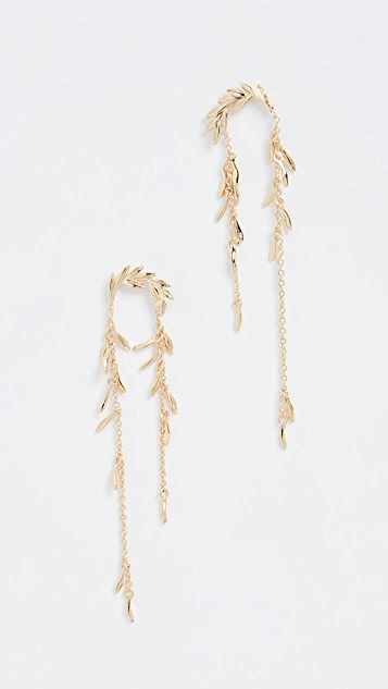Gorjana Willow Earrings