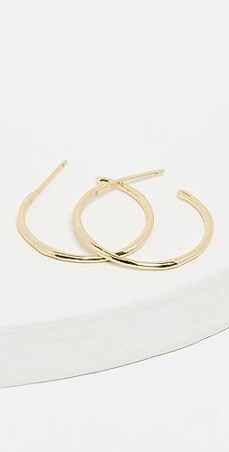 Gorjana - Taner Small Hoop Earrings