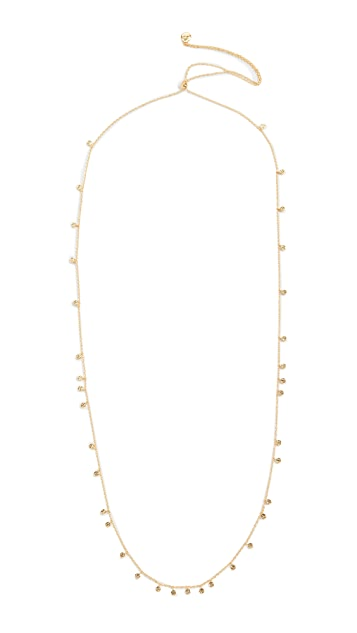 Gorjana Chloe Mini Long Necklace
