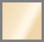 白色彩虹色水晶/金色