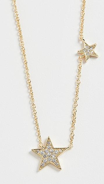 Gorjana Super Star Shimmer Necklace