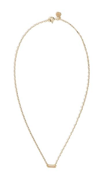 Gorjana Parker Charm Necklace