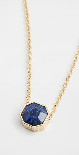 Gorjana - Power Lapis Charm Necklace