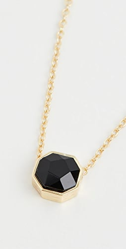 Gorjana - Power Onyx Charm Necklace