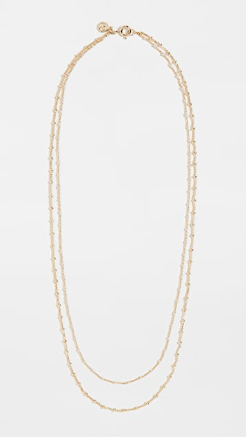 Gorjana Capri Layer 项链