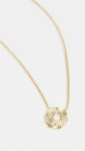 Gorjana Alice 珍珠项链