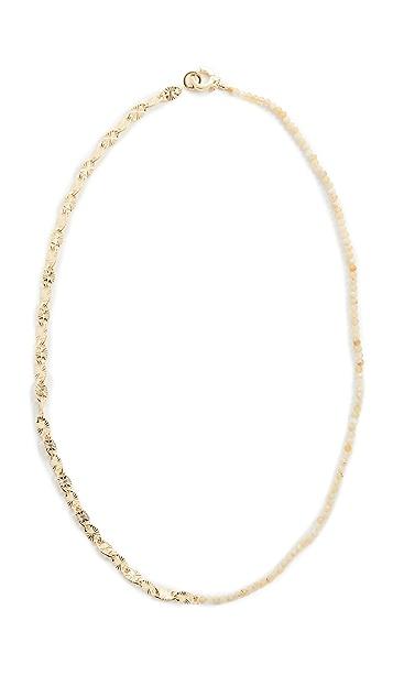Gorjana Alice Asymmetrical Necklace