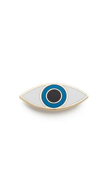 Georgia Perry Eye Pin