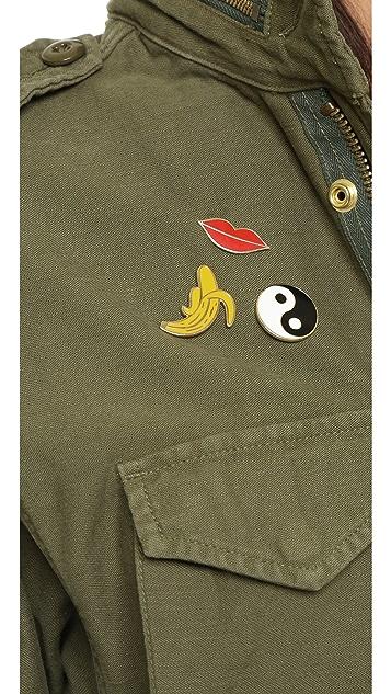 Georgia Perry Banana Pin