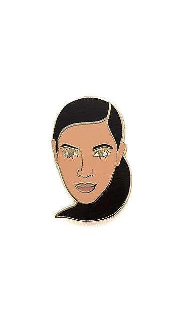 Georgia Perry Kim Pin