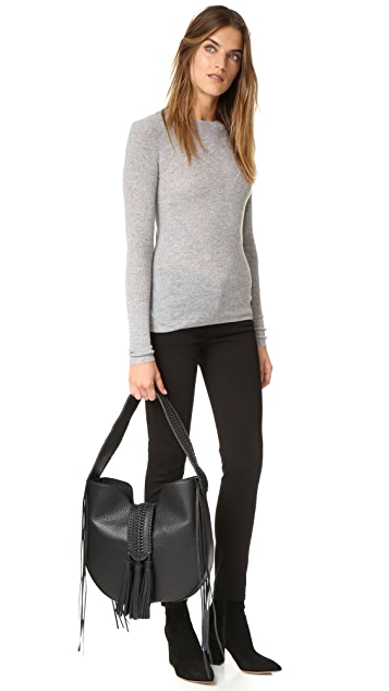 GRACE ATELIER DE LUX Bohbo Hobo Bag