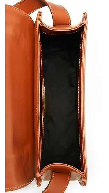 GRACE ATELIER DE LUX La Selle Saddle Bag