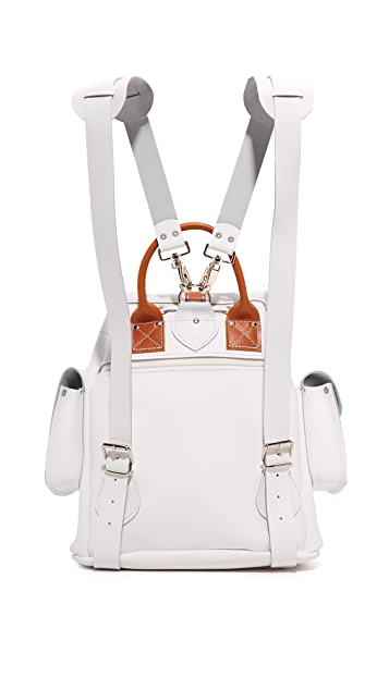 Grafea Leather Backpack