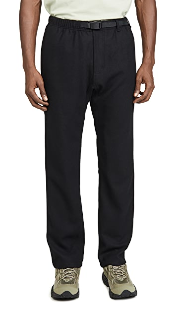 Gramicci Japan Wool Blend Climber Pants