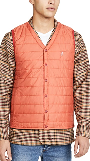 Gramicci Japan Padded Quilted Vest