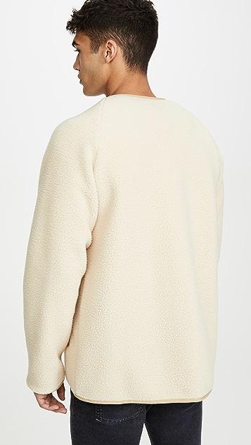 Gramicci Japan Boa Fleece Jacket