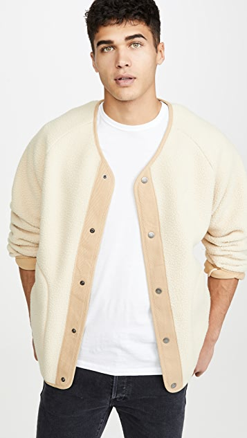 Gramicci Japan Boa Fleece Jacket