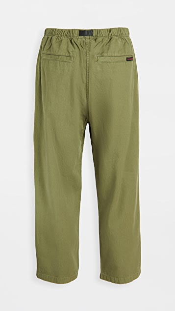 Gramicci Japan Loose Tapered Belted Pants