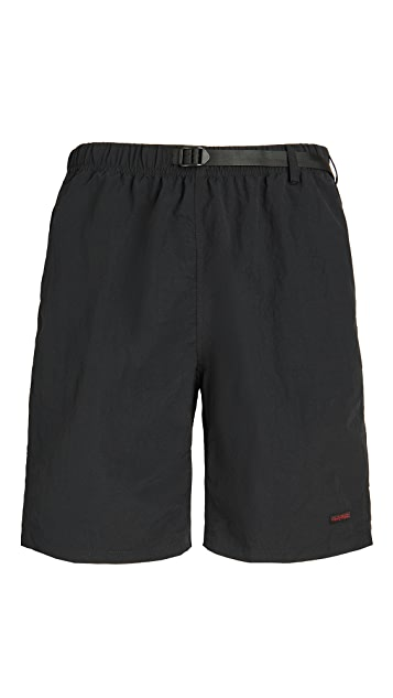 Gramicci Japan Shell Packable Belted Shorts