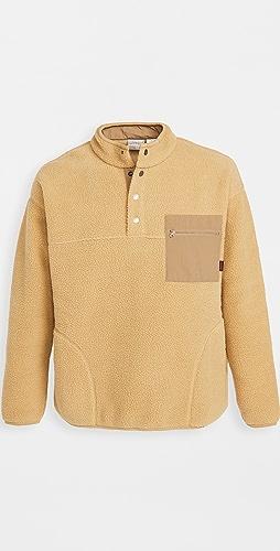 Gramicci Japan - Boa Fleece Pullover Sweatshirt